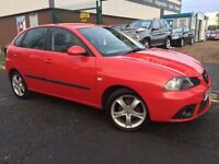"""SEAT IBIZA 1.4 SPORT""""""""82k""""""""56/06 PLATE """"""""GREAT CAR INSIDE /OUT """"""""FULL MOT ON PURCHASE"""