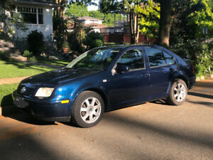2002 VW Jetta VR6 - Great for Students