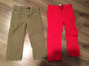 Boys pants 4T Carters