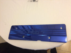 Honda/Acura injen anodized coil/engine cover. Brand new!