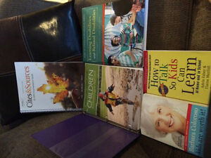 Child and youth care, year one textbooks