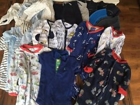 Baby boys clothes large bundle 6-12months Joules
