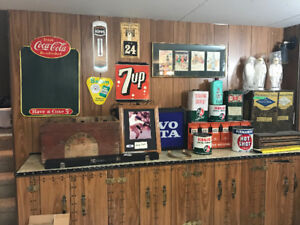 BUY AND SELL Antiques Advertising Gas and oil