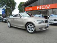 2009 BMW 1 SERIES CONVERTIBLE118i SE FULLBMW SERVICE HISTORY