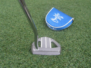 Mint Condition LH G-R Barbados Putter