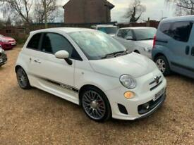 image for Abarth 500 1.4 Tjet ( 160bhp ) 2015MY 595 Turismo - 32k - From £190/month -£8995
