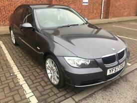 2008 57 Grey BMW 320d SE Saloon
