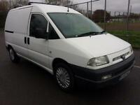 2003 Peugeot Expert 2.0HDi 110 COMPLETE WITH M.O.T AND WARRANTY