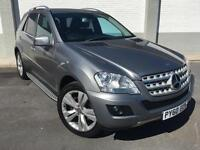 2011 Mercedes-Benz ML300 3.0CDI Blue F auto Sport 4x4