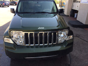 2008 Jeep Liberty Limited Edition SUV, Crossover