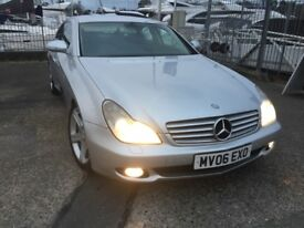 Mercedes Cls 320cdi 2006 7g tronic fully loaded sat nav etc