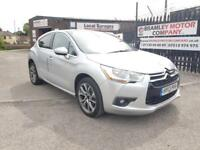 13 2013 Citroen DS4 1.6e-HDI ( 110bhp ) Airdream DStyle 2012