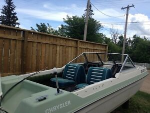 Boat for trade! Strathcona County Edmonton Area image 2