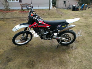 2008 TXC 510 trade for DRZ 400s
