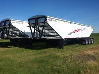 2016 Bergs GT345 Tridem Grain Trailer , 2 + 3 Hopper In Stock