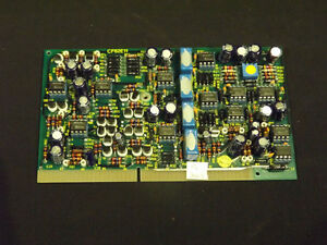Ground Amp card for SSL CF82E11