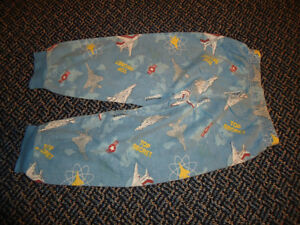 Boys Size 2 Space and Jet Flannel Sleep Pants Kingston Kingston Area image 1