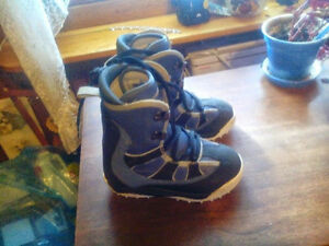 Freestyle snow board boots USA size 5.
