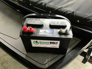 GreenVOLT Restored Deep Cycle Battery 192 AMP Hours