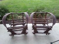 two willow childrens chair bases