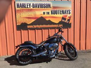 2017 Harley-Davidson FXSB - Breakout