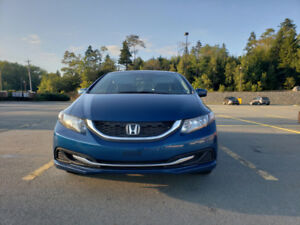 2014 Honda Civic Sedan LX 4dr Cloth Heated Seats