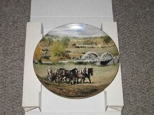 COLLECTIBLE PLATES - Peter Snyder London Ontario image 5