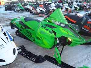 NON CURRENT ARCTIC CAT SNOWMOBILE BLOWOUT