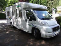 CHAUSSON ALLEGRO 97, ISLAND BED, HAB AIR CON, LOW MILEAGE, EXCELLENT CONDITION