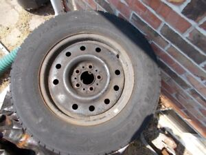 ford Windstar snow tires and rims