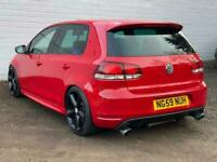2010 Volkswagen Golf 2.0 TSI GTI 5dr Hatchback Petrol Manual