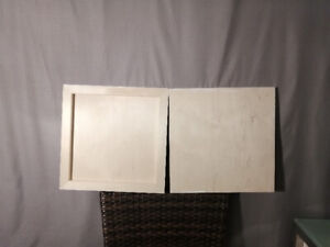 Artists Supplies ~ Cradled Panels ~ Wood ~ Artist or Student ~