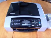 Priced to sell! Brother MFC 295CN Fax/Printer