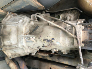 transmission for chevy 4x4 truck