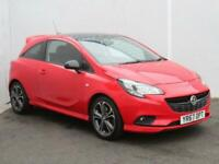 2017 Vauxhall Corsa 1.4T [150] Red Edition 3dr Hatchback Petrol Manual
