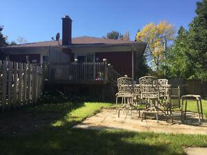 Beau 4-1/2 avec jardin privé à st-Lazare West Island Greater Montréal image 9