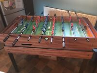 4 in 1 Games Table £65 ono