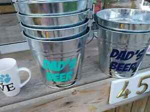 Custom mugs, glasses, and pails. Custom gifts London Ontario image 6