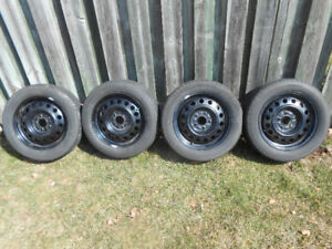 Michelin Defender Tires for 2012 elantra