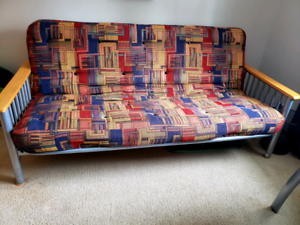 SOLD - Beautiful Futon Sofabed
