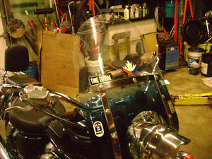 1998 2003 Honda Shadow 750 ACE Memphis Shades Windshield For Sal