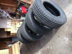 For sale 4 new tire from Hemi 2017 dodge Ram