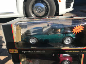 Chevrolet Corvette zr 1  1996 diecast 1/18 Die cast