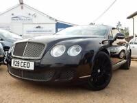 2010 60 Bentley Continental 6.0 W12 Auto GT Speed Black - RAC DEALER