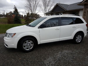2012 Dodge Journey Canada value package SUV, Crossover