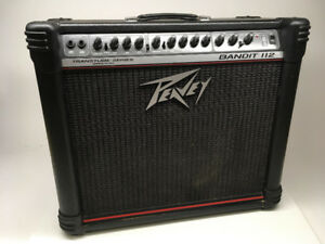 Peavey Bandit 112 80 Watts Amplificateur