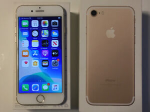 Mint Condition. Unlocked Apple iPhone 7. 32gb. For Sale - $260