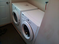 Washer/Dryer Front Loading - Laveuse/sécheuse frontale Amana