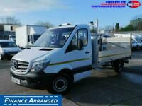 Mercedes-Benz Sprinter 2.1CDI 313 130PS LWB DROPSIDE CHOICE OF 5 CALL NOW