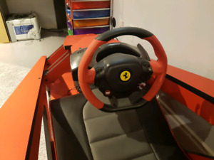 Custom built racing/gaming chair